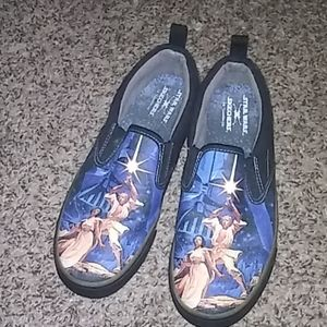 Limited edition Star Wars canvas sketchers